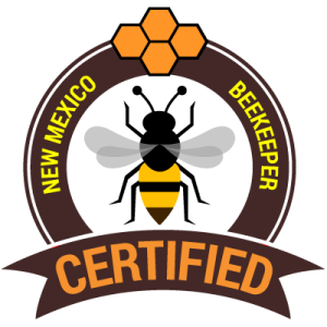 Certified Beekeeper New Mexico